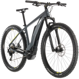 Cube Reaction Hybrid Race 500 El-MTB/HT Grå